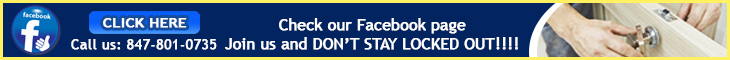 Join us on Facebook - Locksmith Mount Prospect
